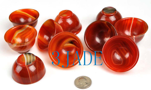 red agate cup