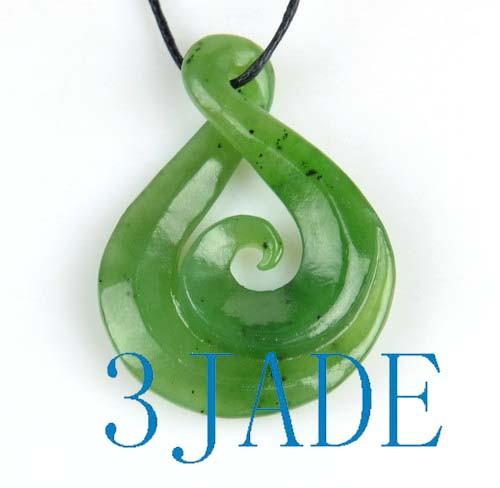 Jade Twist Koru