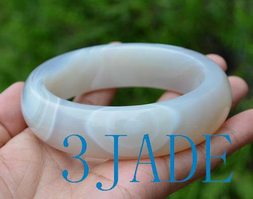 Agate Chunky Bangle