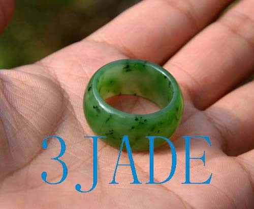 jade band ring