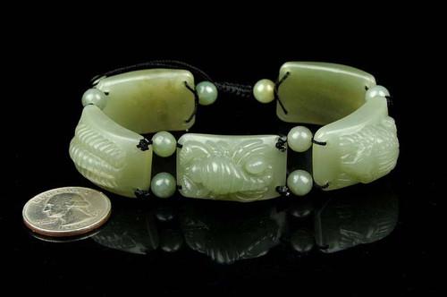 Carved Bracelet,