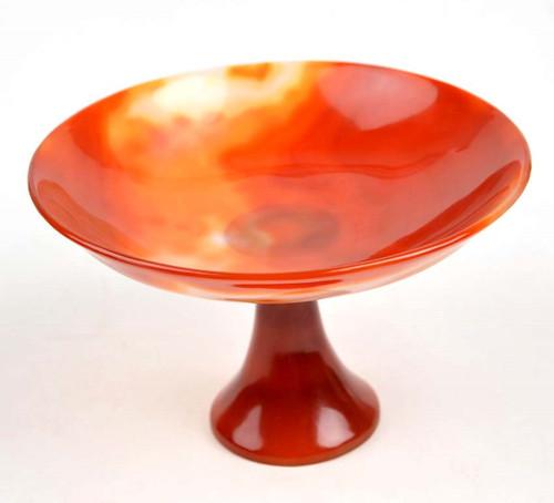 carnelian plate