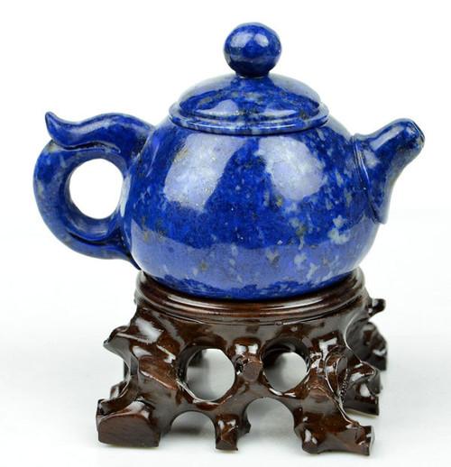 Lapis Lazuli Teapot