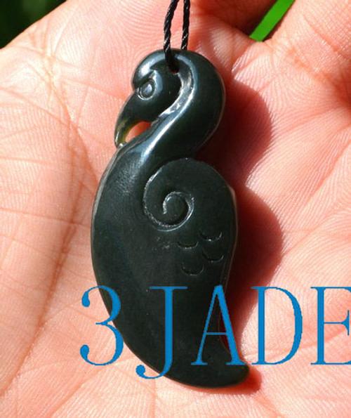 Maori jade