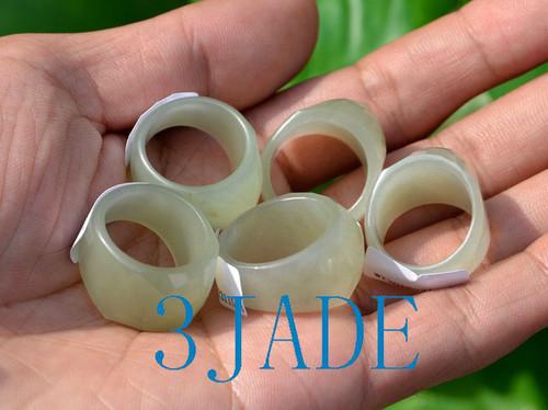 jade wdding ring