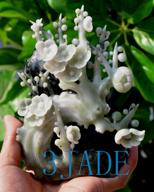 Jade lower Statue