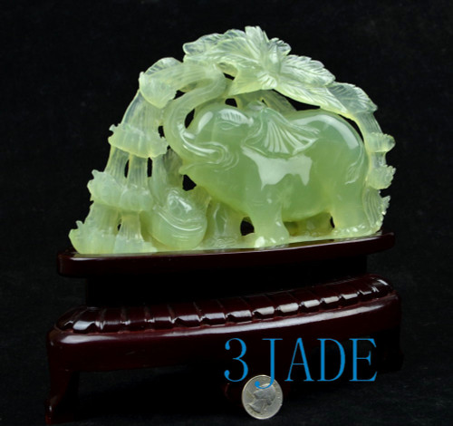 Chinese jade carving