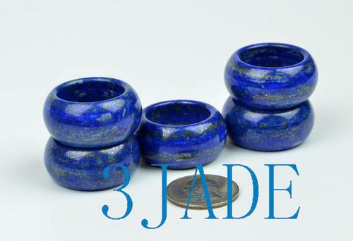 Lapis Lazuli  Thumb Ring