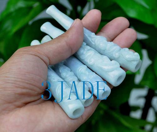 jadeite cigarette holder