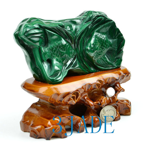 gemstone carving