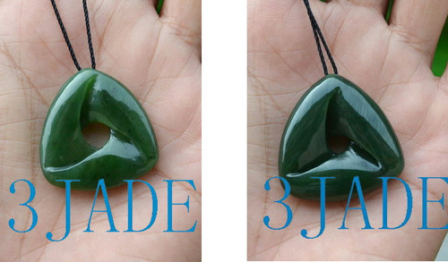 jade Mobius Strip