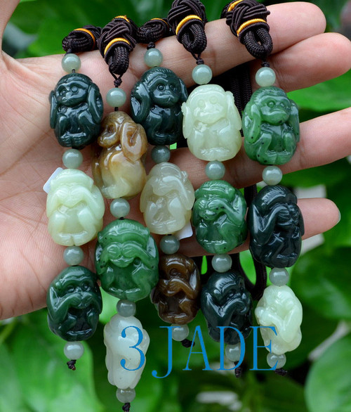 Three Wise Monkeys figurine