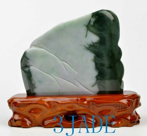 Burmese jadeite jade