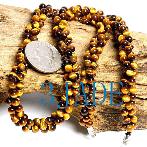 hand braided beads