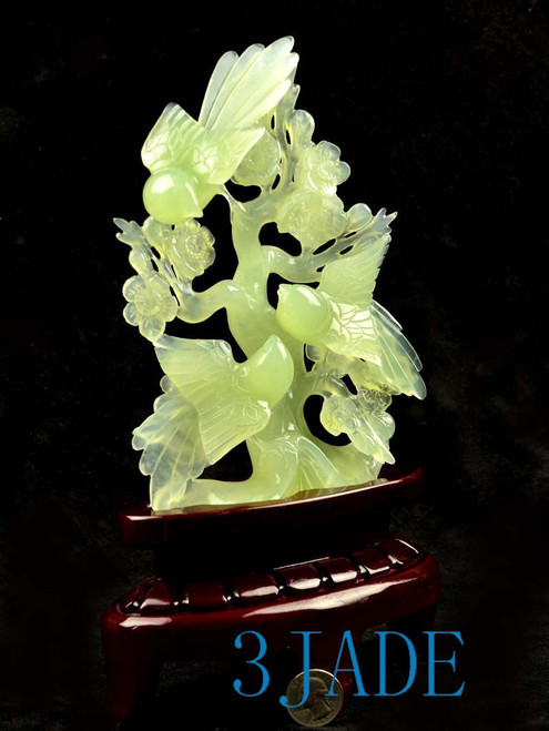 Chinese Xiu jade carving