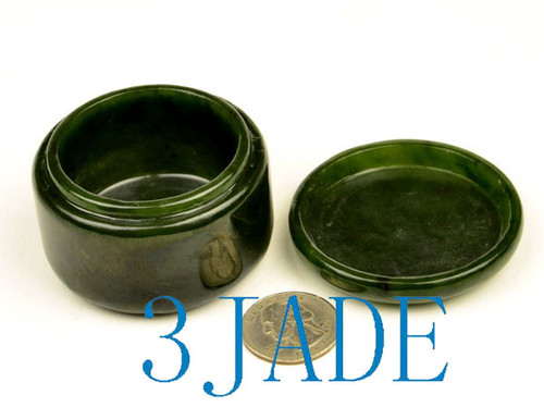 Jade Powder Case