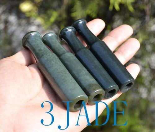 Jade Tobacco Pipe Mouthpiece