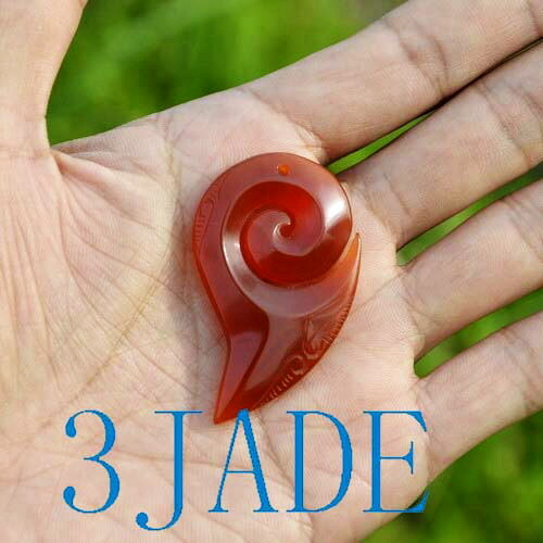 red agate swirl