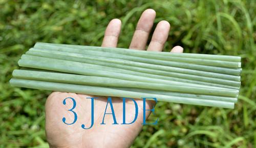 natural serpentine chopsticks