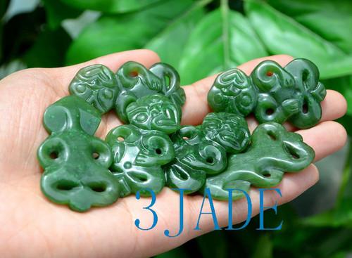 Jade Hei Tik Pendant