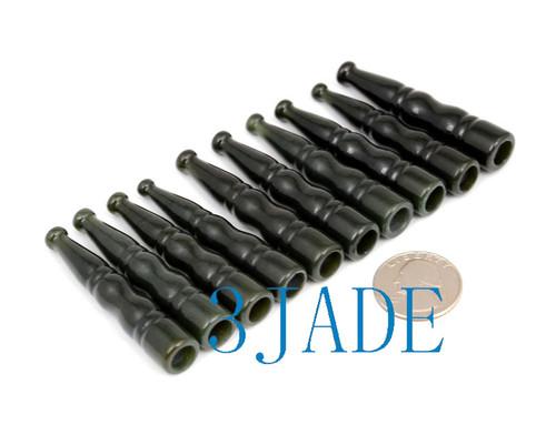 nephrite jade cigarette holder
