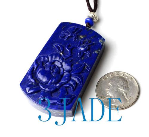Lapis Lazuli Flower