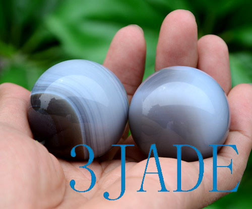 Banded Agate Sphere