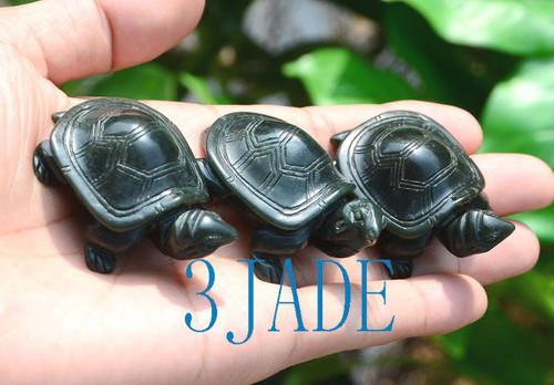 Jade Tortoise Figurine