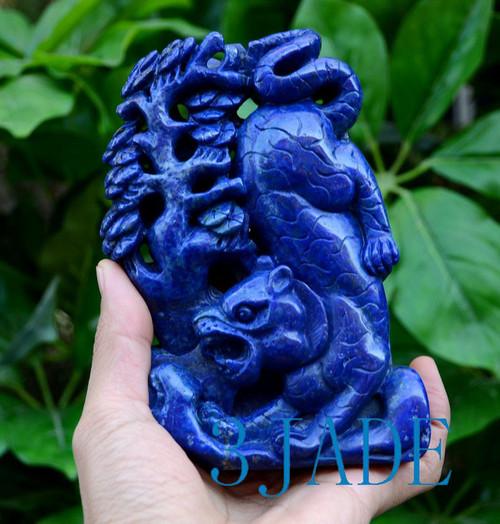 Lapis Lazuli Tiger