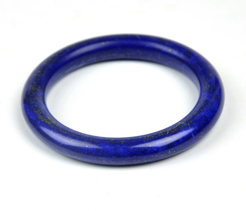 60mm lapis lazuli bangle
