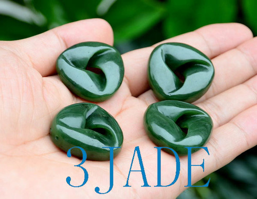 Jade Möbius Strip Wholesale