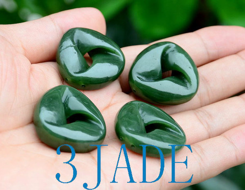 Jade Möbius Strip Clearance