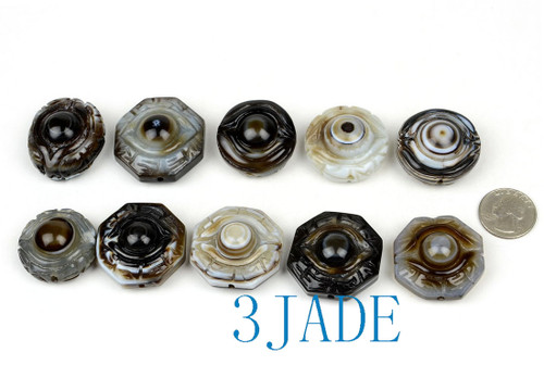 Tibetan Heaven Eye Beads Wholesale
