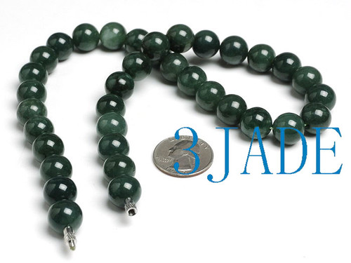 Jade Beads Necklace