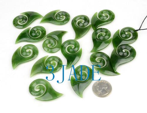Jade Koru Wholesale