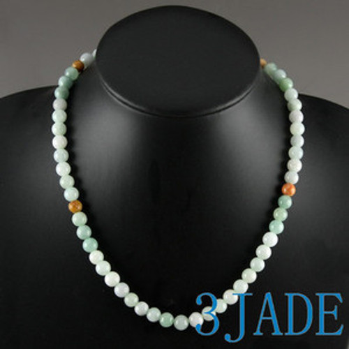 Jadeite Beads Necklace