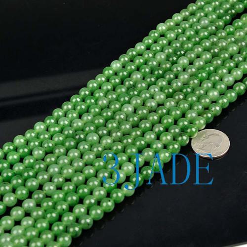 green prayer beads