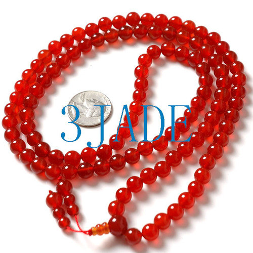 Buddhist prayer beads