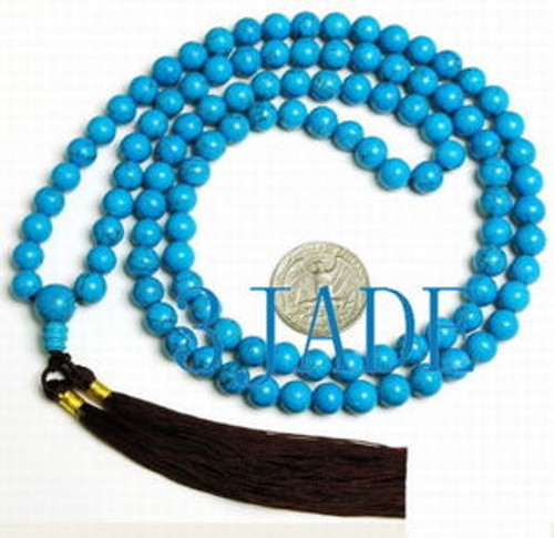 Synthetic Turquoise beads