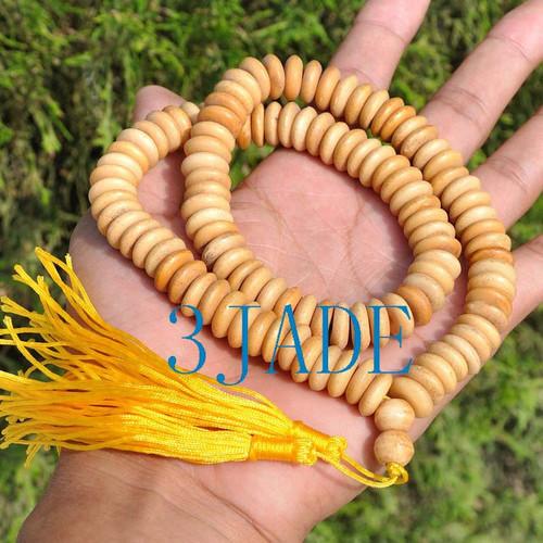 flat prayer beads