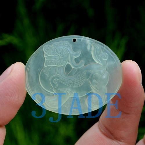 Pixiu amulet pendant