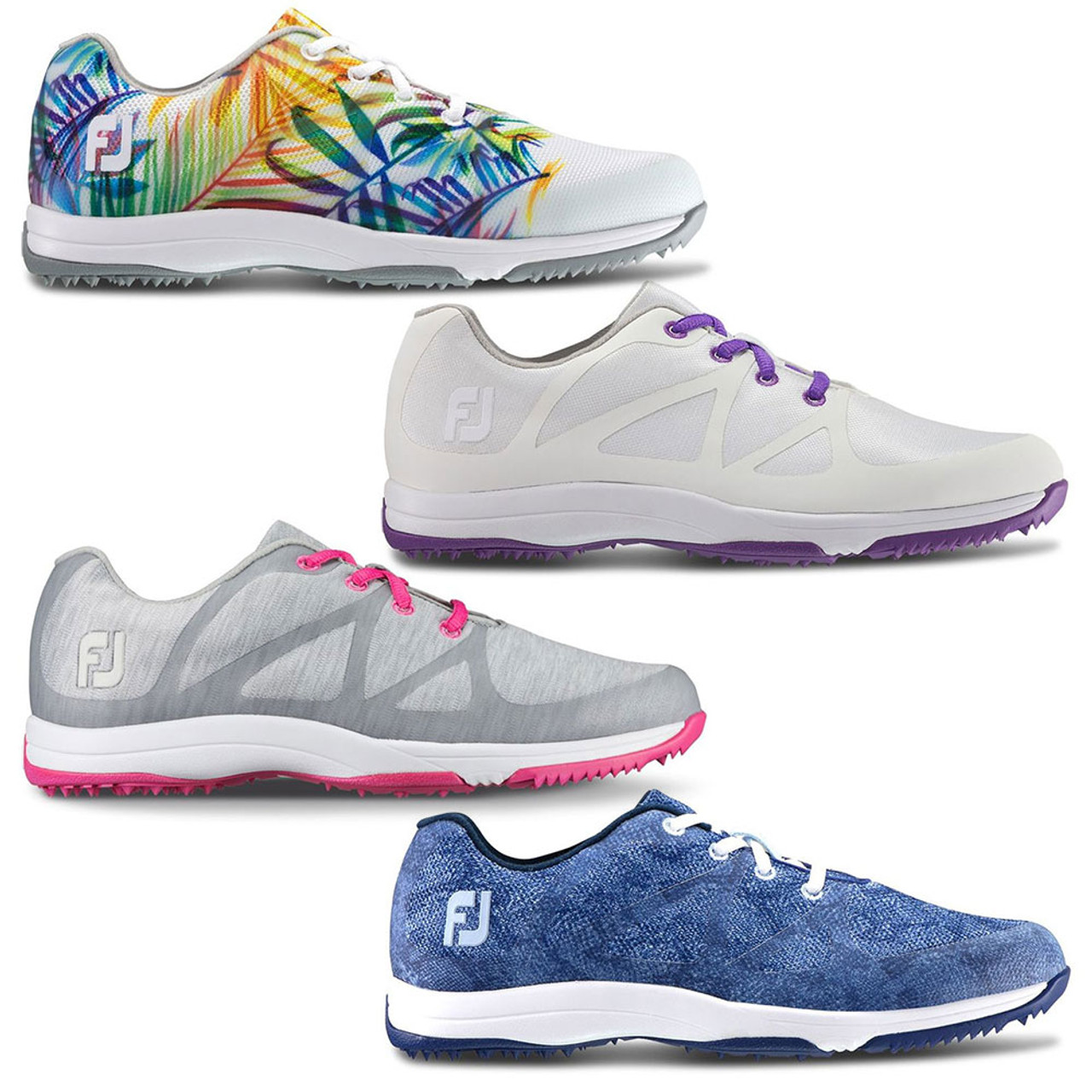 FootJoy Leisure Spikeless Golf Shoes