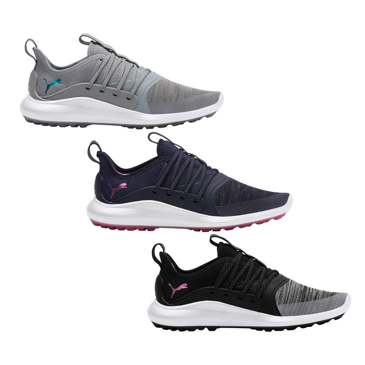 Puma Ignite Nxt Solelace Spikeless Golf Shoes 2019 Women Golfio