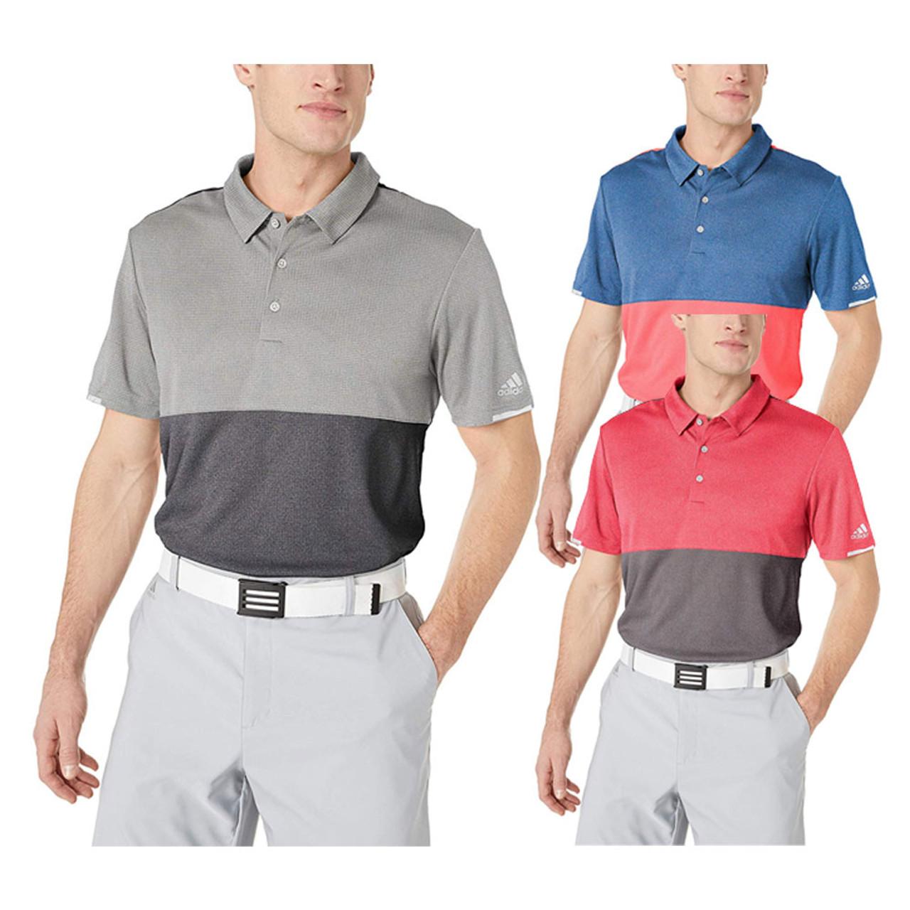 adidas golf polo 2019