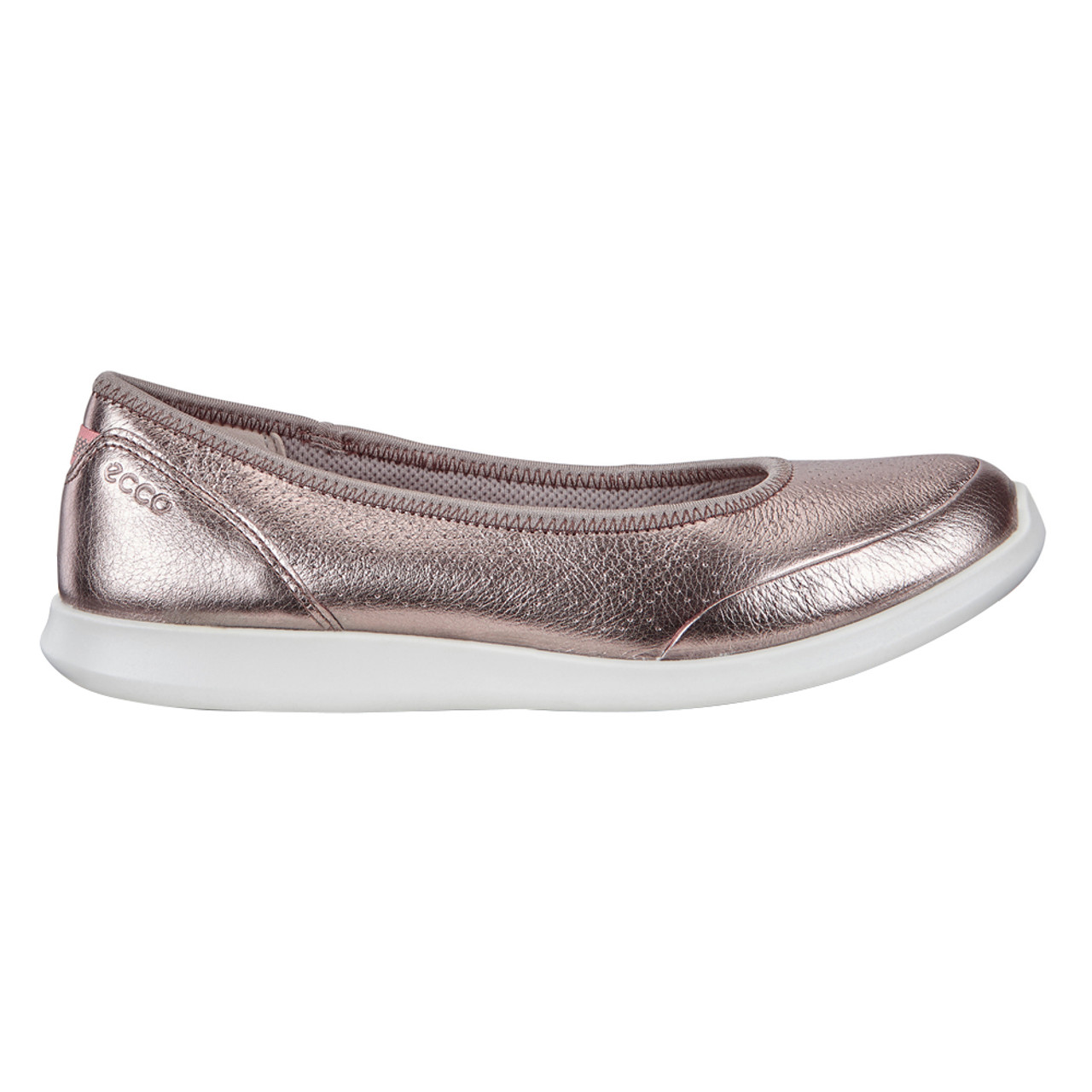 ECCO Womens Sense Ballet Flats