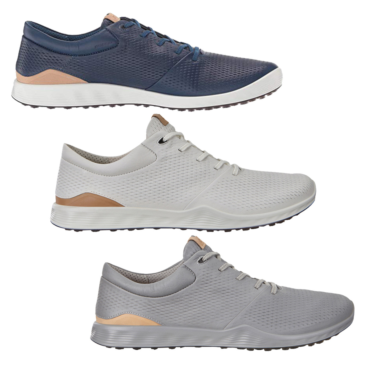ECCO S-Lite Spikeless Golf Shoes 2019