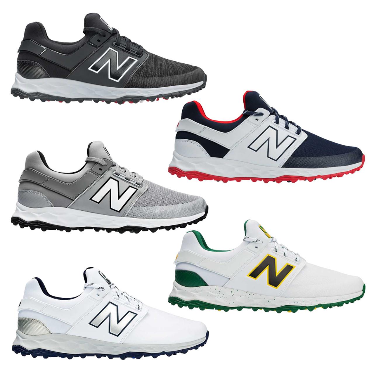 New Balance Shoes New Balance Fresh Foam LinksSL Spikeless Golf Shoes 2020 - Golfio
