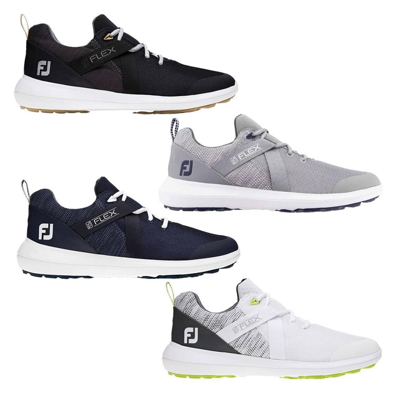 FootJoy FJ Flex Spikeless Golf Shoes