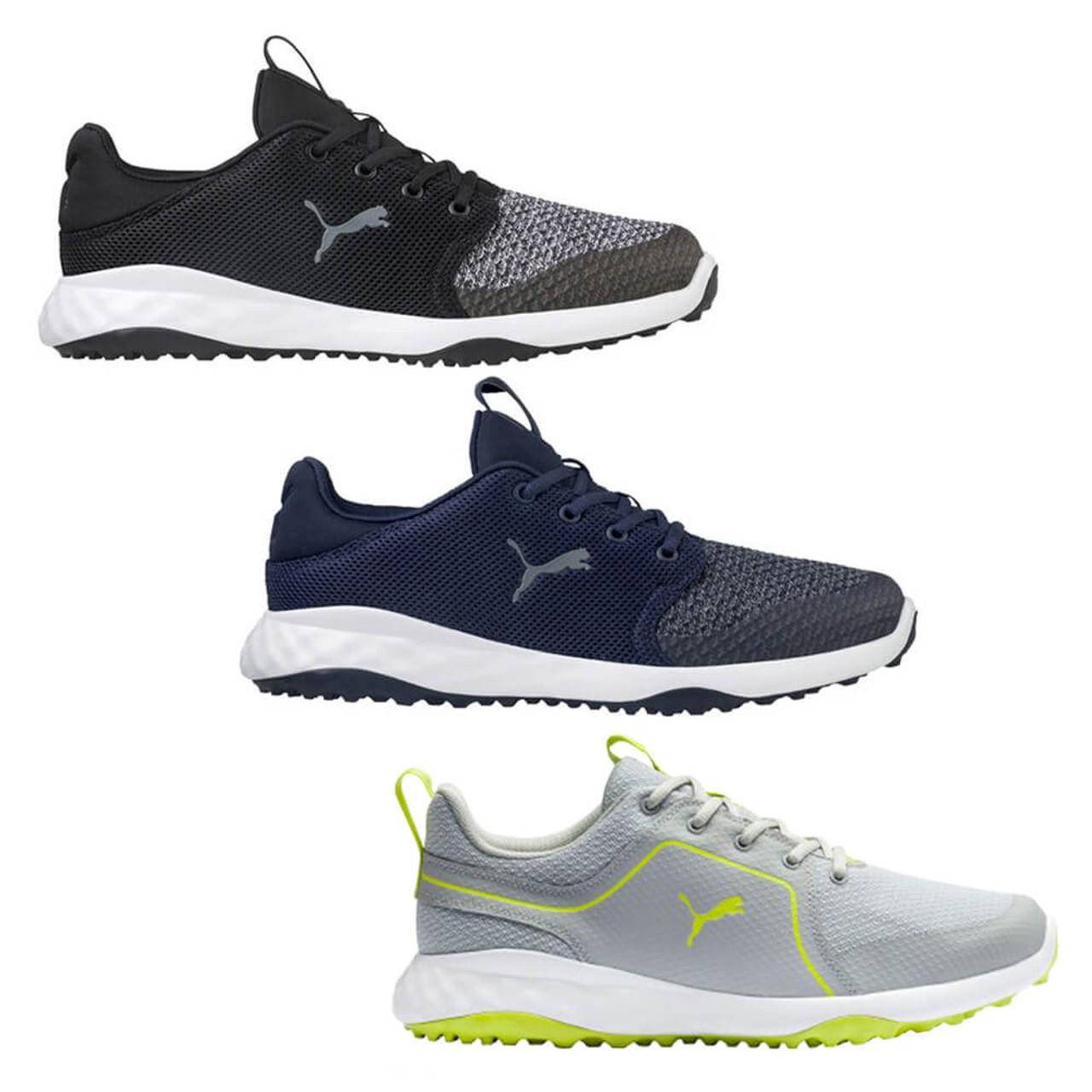 Puma Grip Fusion Sport 2 0 Spikeless Golf Shoes 2020 Golfio