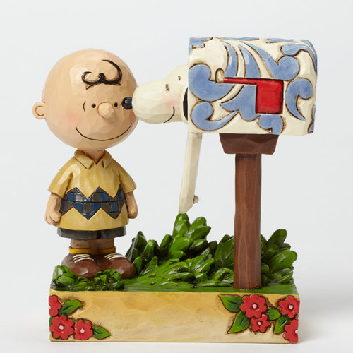 Charlie Brown and Snoopy Special Delivery